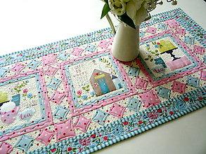 Úžitkový textil - Garden Tea Party ... obrus - 10875767_