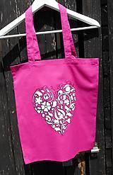 pink-eko taška