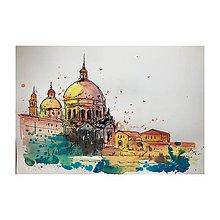 Obrazy - Benátky - 10875581_