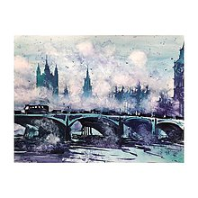Obrazy - London - 10876241_