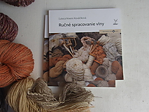 Návody a literatúra - Ľ.N.Kováčiková: Ručné spracovanie vlny - 10876536_