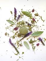 Drogéria - Tuhý šampón - levanduľa & šalvia (50 g) - 10875344_