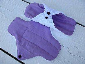 Úžitkový textil - látkové vložky intimky s PUL - 10877267_