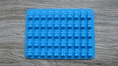 Pomôcky/Nástroje - Silikónová forma Medvedíkovia, 1ks - 10875651_