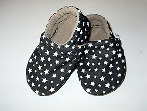 Topánočky - capačky - 10876781_