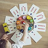 Hračky - Kartičky Ovocie - 10875109_