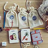 Hračky - Kartičky Tvary - 10875118_