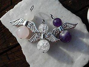 Náhrdelníky - angels - 10881341_