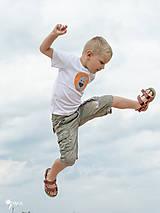Detské oblečenie - tričko LEV 86 - 134 (dlhý aj krátky rukáv) - 10880317_