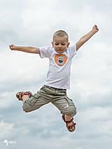 Detské oblečenie - tričko LEV 86 - 134 (dlhý aj krátky rukáv) - 10880318_
