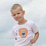 Detské oblečenie - tričko LEV 86 - 134 (dlhý aj krátky rukáv) - 10880336_