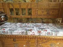 Úžitkový textil - Podsedák 120 x 40 x5 - 10881135_