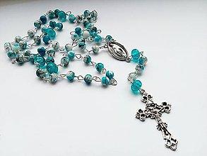 Iné šperky - Ruženec - 10880219_