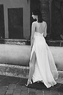 Šaty - Svadobné romantické šaty.ZĽAVA - 10879969_