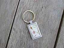 Kľúčenky - Prívesok KVETY - 10879032_
