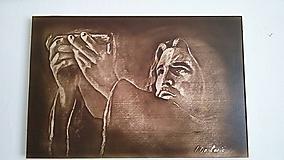 Obrazy - Obraz Ježiša - 10879780_