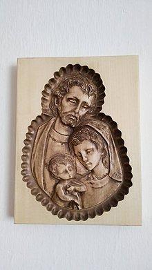 Obrazy - Svätá rodina - 10879755_