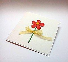 Papiernictvo - Pohľadnica ... malý kvet - 10882911_