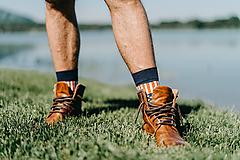 Oblečenie - Pánske ponožky Geomess Socks - 10882753_
