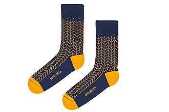 Oblečenie - Pánske ponožky Zigs Socks - 10882791_
