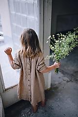 Detské oblečenie - Kamilka šaty - 10882795_