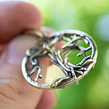 Náhrdelníky - Strom života - 10882424_