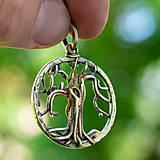 Náhrdelníky - Strom života - 10882425_