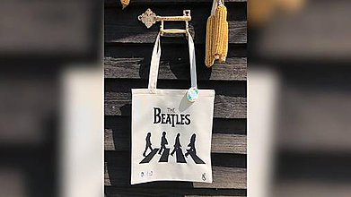 Nákupné tašky - ♥ Plátená, ručne maľovaná taška ♥  (KK1) - 10882270_