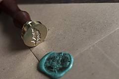 Pomôcky/Nástroje - Svadobné pečatidlo