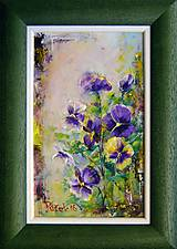 Obrazy - Sirôtky  - 10884006_