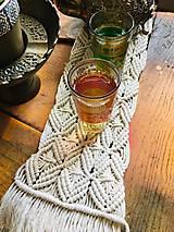 """Úžitkový textil - Macrame podložka """"Maroko"""" - 10882874_"""