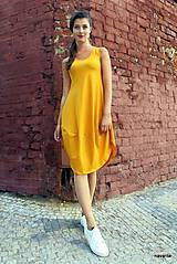 Šaty - Balónové letní šaty RÓMA - 10883012_