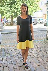 Šaty - letní šaty ELORA - 10883073_