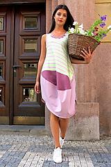 Šaty - letní šaty s balónovou sukní KALA - 10883208_