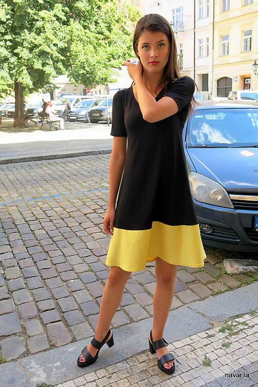 letní šaty ELORA