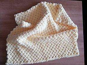 Textil - Deka do kočíka - 10883522_