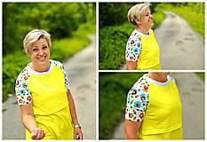 Tehotenské/Na dojčenie - Kojo tričká s krátkym rukávom - 10883757_