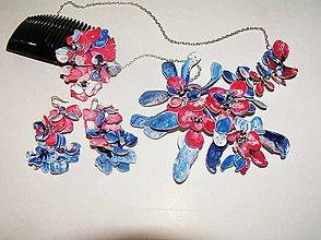 Sady šperkov - million bells-kvetinový set - 10886027_