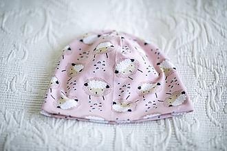 Detské čiapky - Detská čiapka Vandrovka - 10884722_