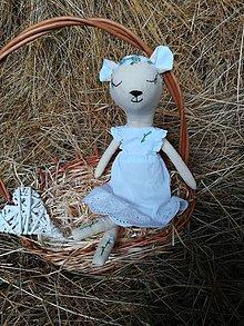 Hračky - Handmade zvieratká - 10885774_