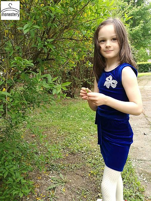 Šaty pre dievčatko