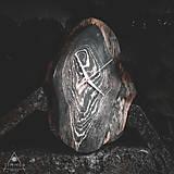 Hodiny - Mountain - Borovicové drevené hodiny - 10886676_