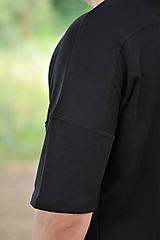 """Tričká - Tričko """"OVERSIZED"""" čierna - 10885079_"""