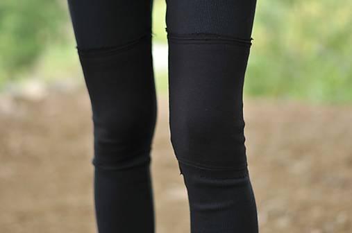 """Nohavice - Legíny """"FREE"""" čierna - 10885214_"""