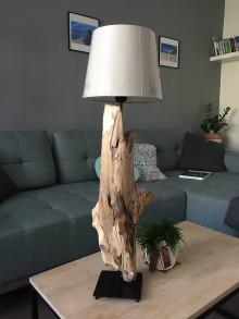Svietidlá a sviečky - stojacia/stolova lampa - 10886328_