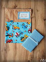 Úžitkový textil - Snack pack - 10888555_