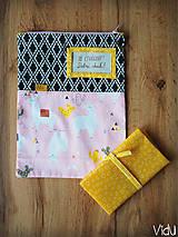 Úžitkový textil - Snack pack - 10888563_