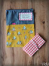Úžitkový textil - Snack pack - 10888564_
