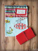 Úžitkový textil - Snack pack - 10888565_