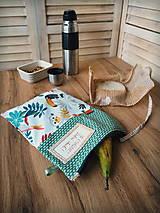 Úžitkový textil - Snack pack - 10888591_
